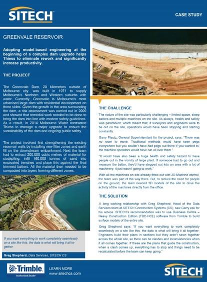 Greenvale Reservoir 1